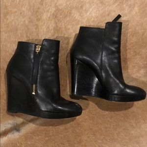 Michael Kors heeled booties